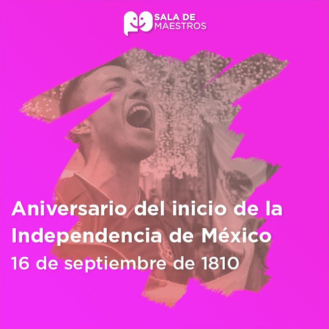 José María Morelos estableció en el documento titulado Sentimientos de la Nación esta fecha conmerativa