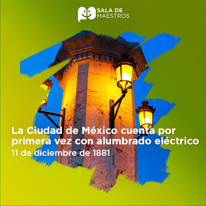 ¡La Ciudad de México se ilumina!