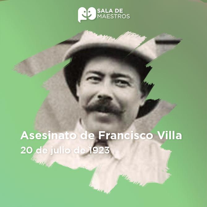 Uno de los principales actores de la Revolución Mexicana