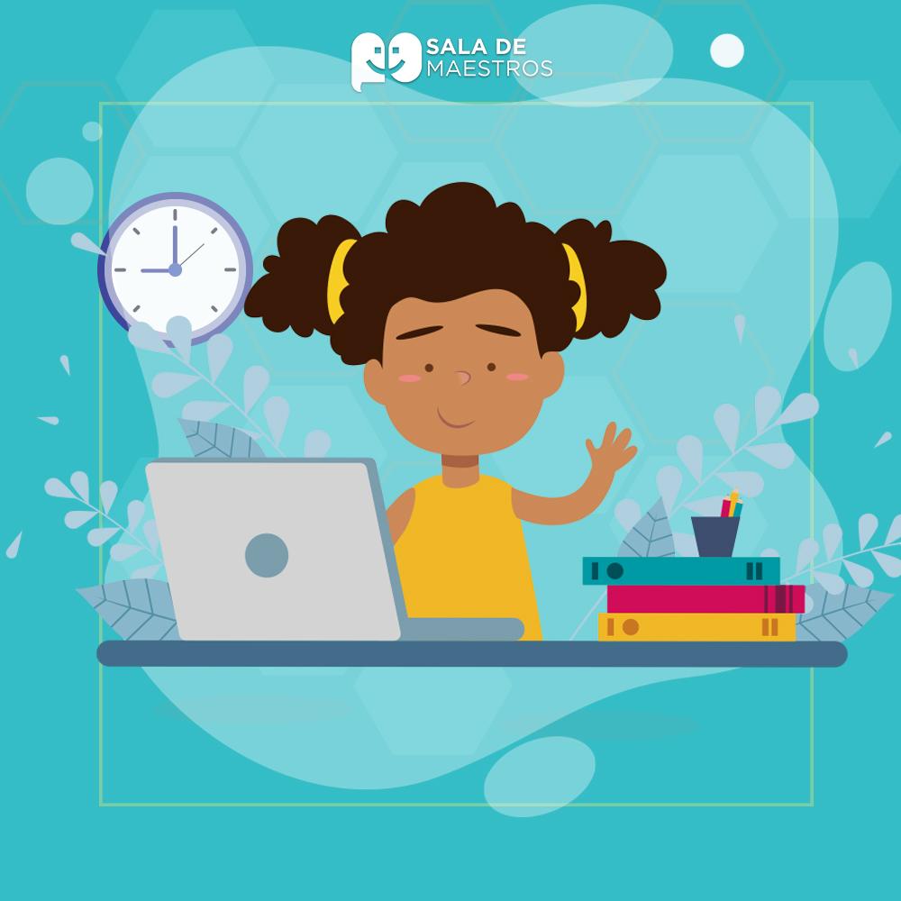 Cinco buenos hábitos para estudiantes en casa