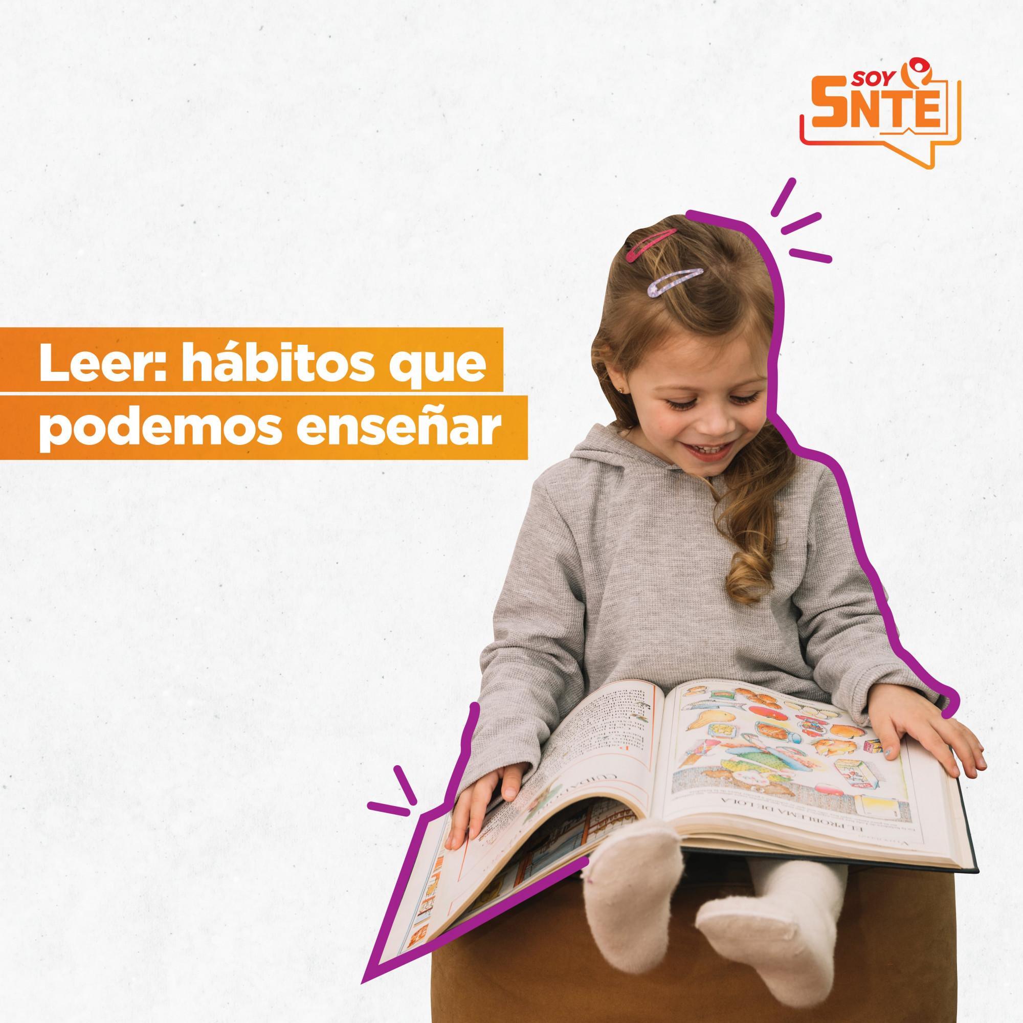 Leer: hábitos que podemos enseñar