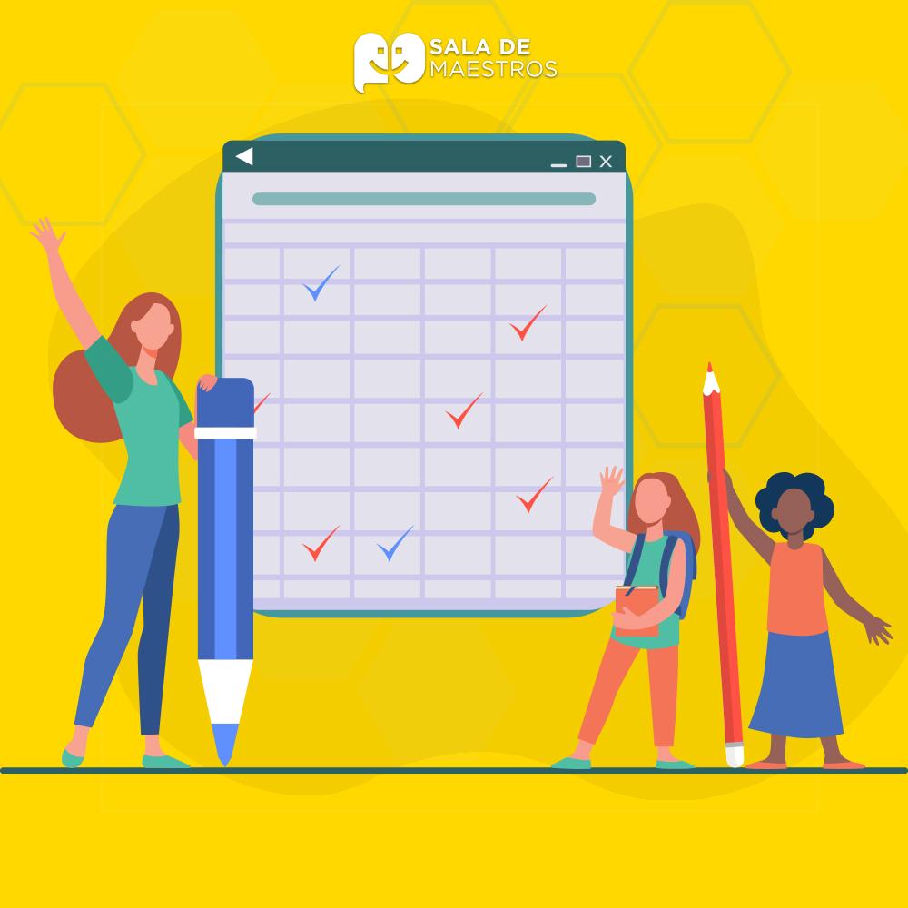 Cuatro sencillas y efectivas formas nuevas de evaluar a tus alumnos