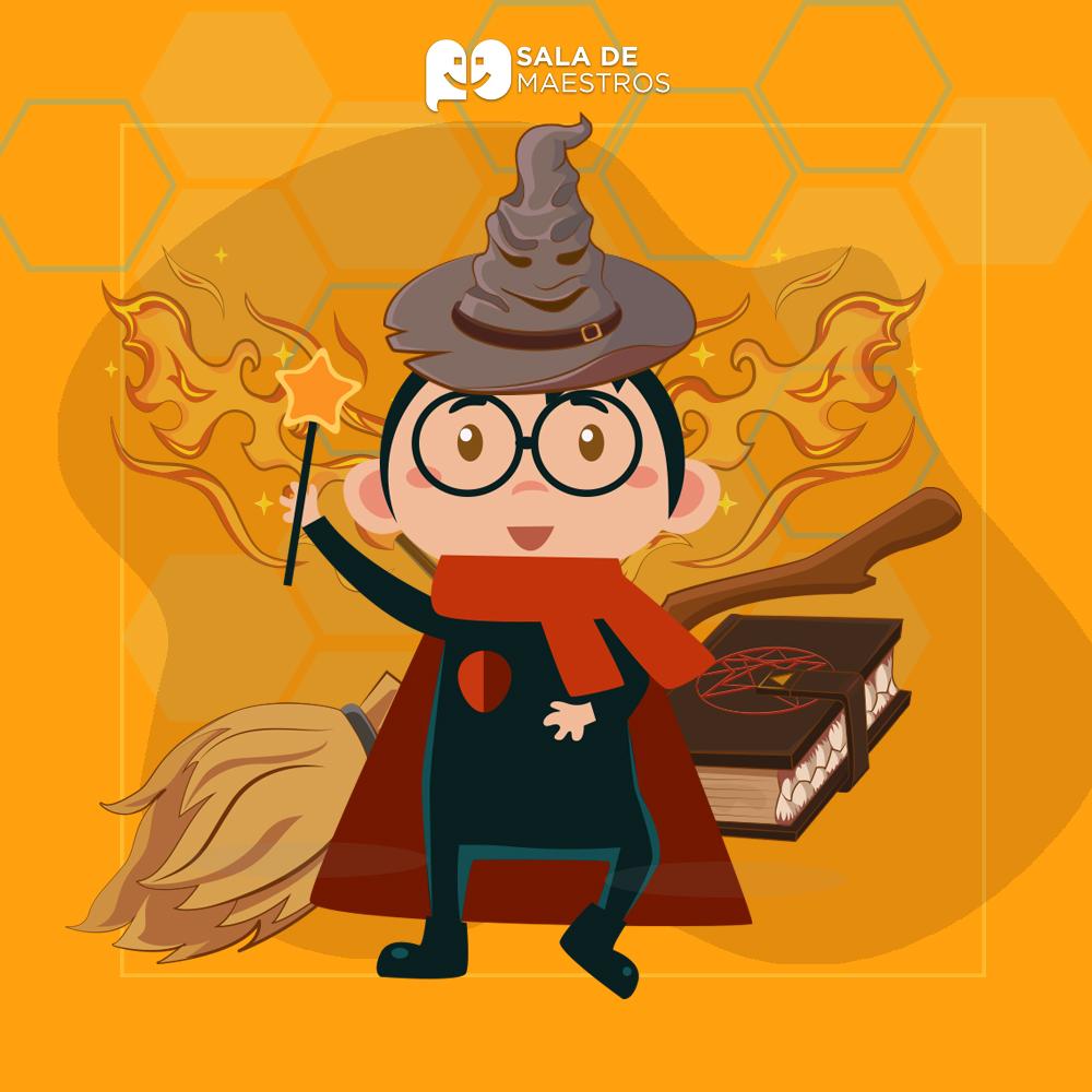 Según tu estilo en el aula, ¿a qué casa de Hogwarts perteneces?