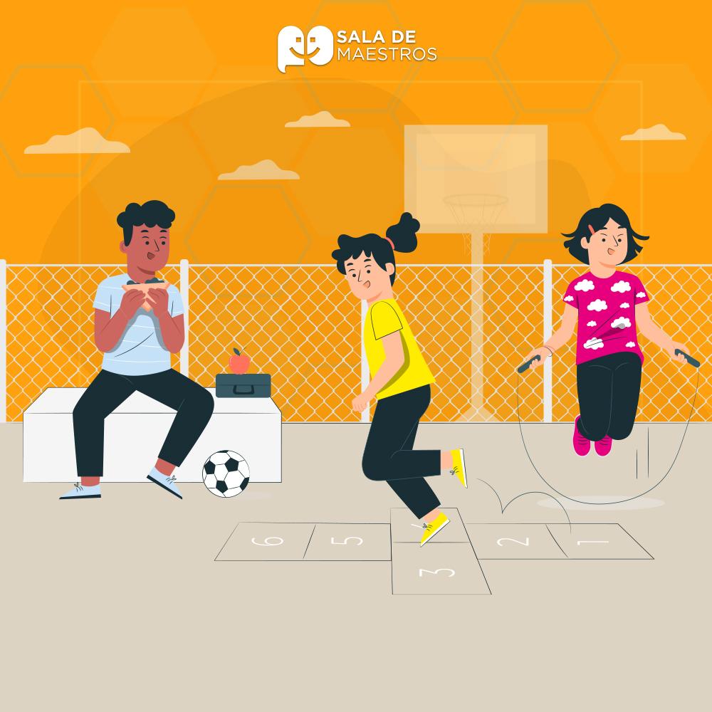 Los niños requieren ser niños: claves del aprendizaje