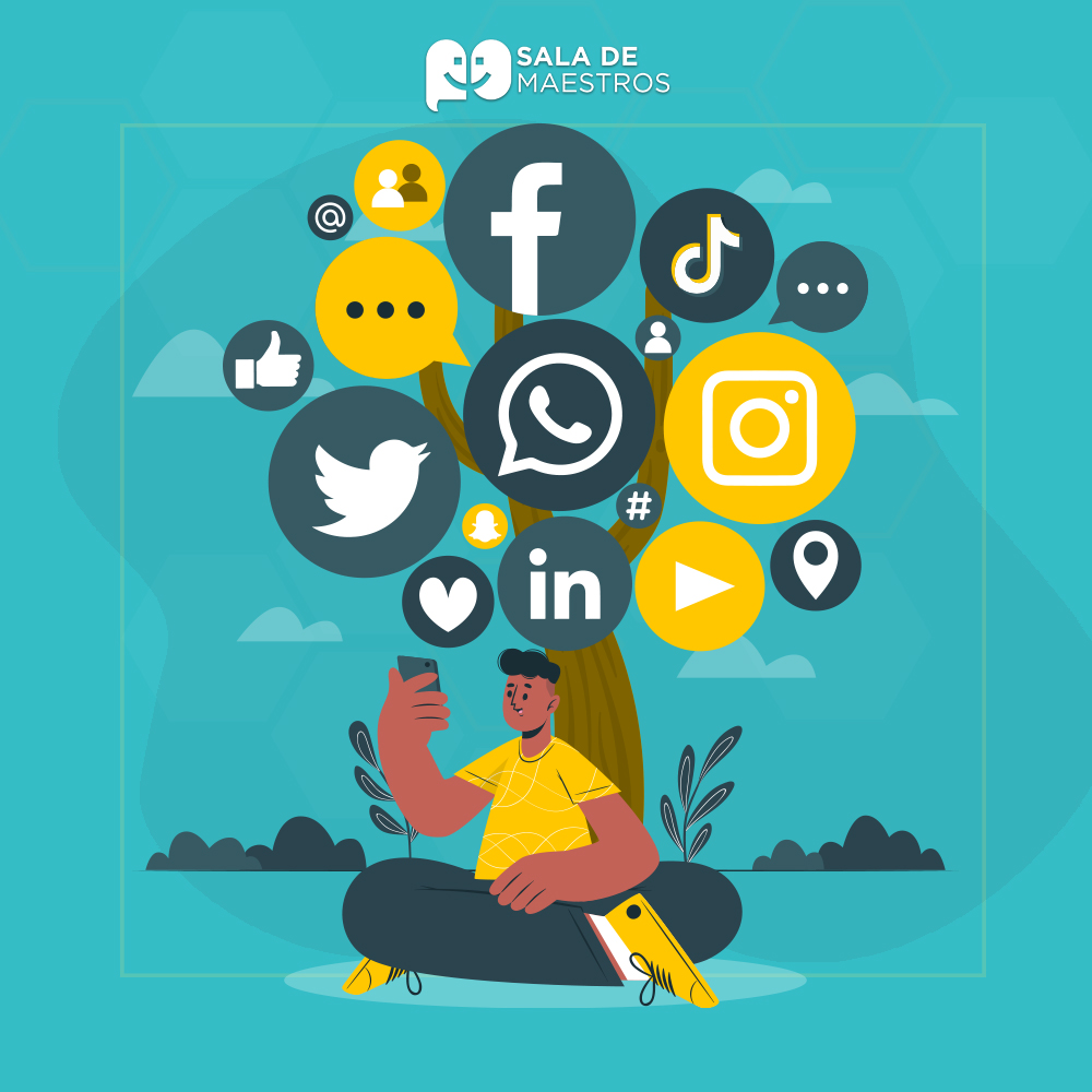 Uso seguro de redes sociales, tips para padres y docentes