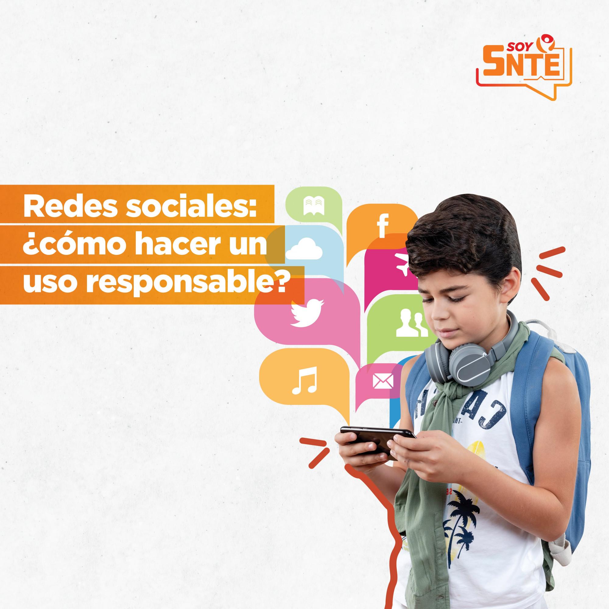 Cuatro tips para guiar a los jóvenes en el uso de redes sociales