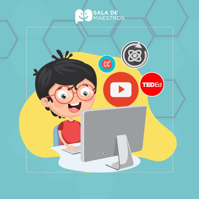 Cinco canales de Youtube para motivar a tus alumnos