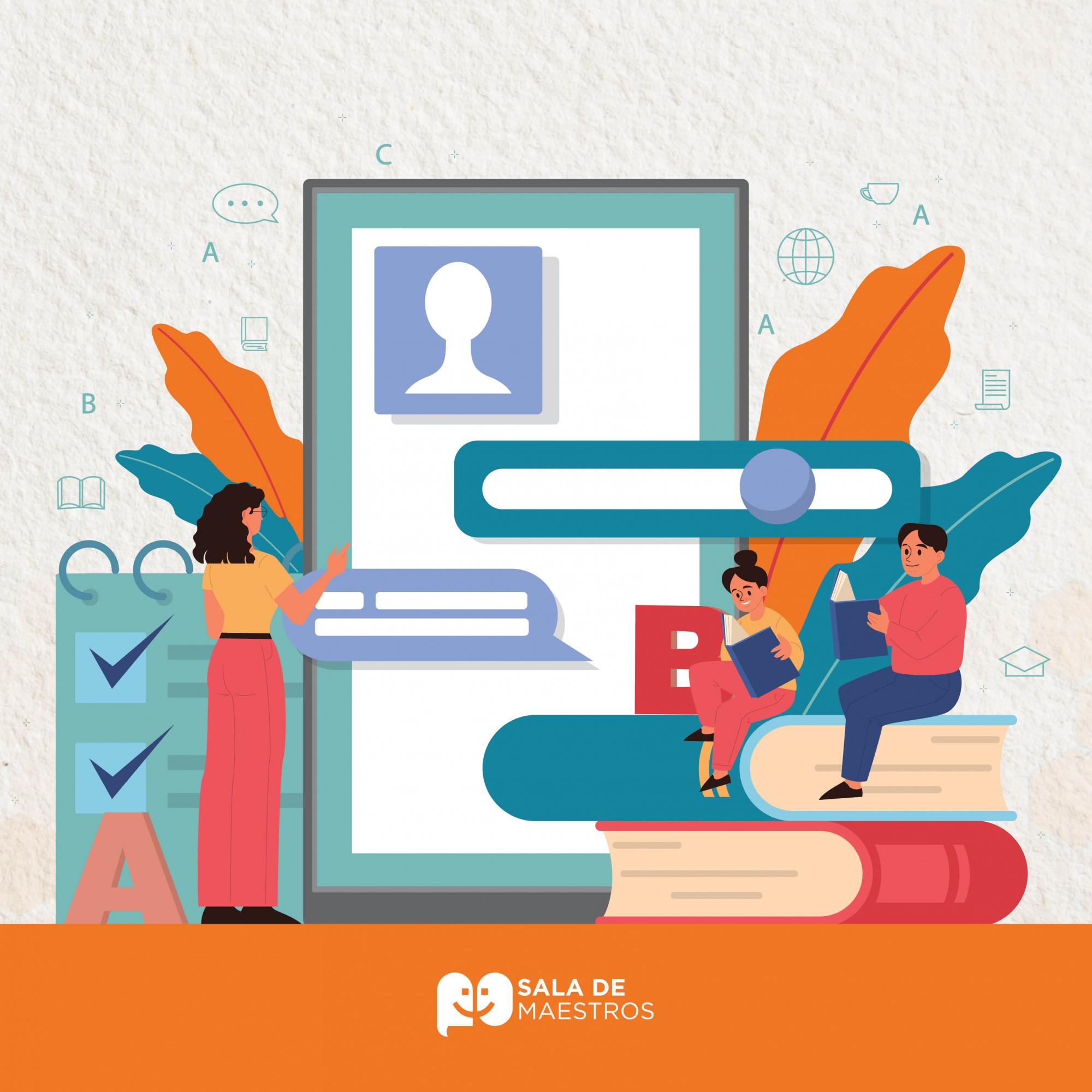 Clases en línea, duelo y preuniversitarios