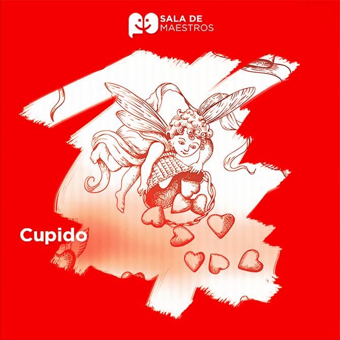 Cupido, otro símbolo del Amor