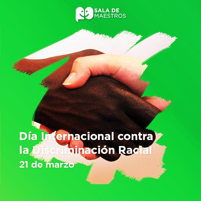 """""""La juventud se alza contra el racismo"""" ONU"""