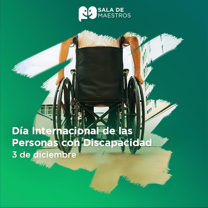 """""""Participación y el liderazgo de las personas con discapacidad"""""""