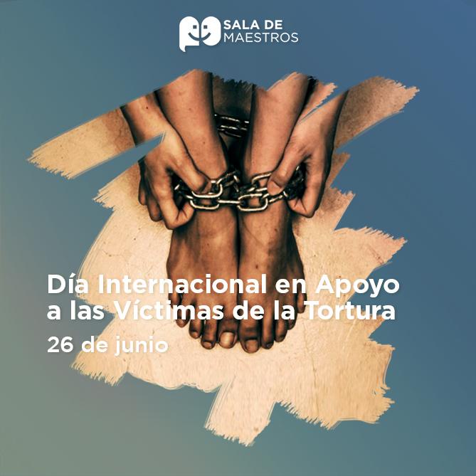 La tortura es un crimen de lesa humanidad
