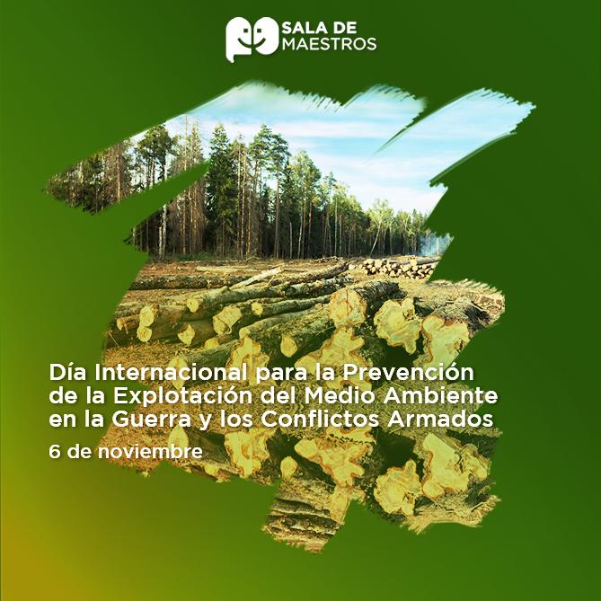 Concientizar a los gobiernos y sociedad sobre la importancia de la preservación del medio ambiente