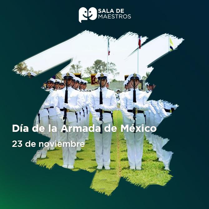 Se emite el decreto para festejar a la Armada de México