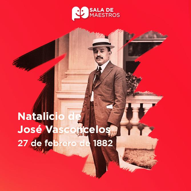 Fundador de la Secretaría de Educación Pública y Rector de la Universidad Nacional