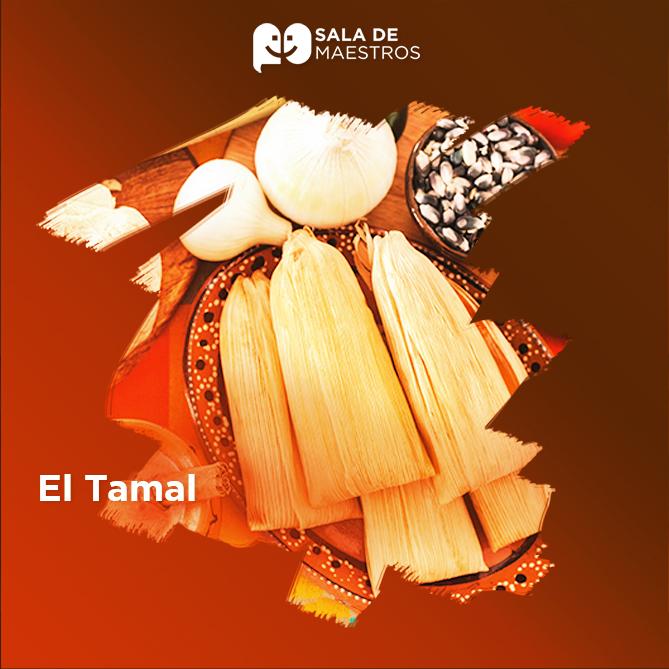 La palabra tamal proviene del náhuatl tamalli, que significa envuelto