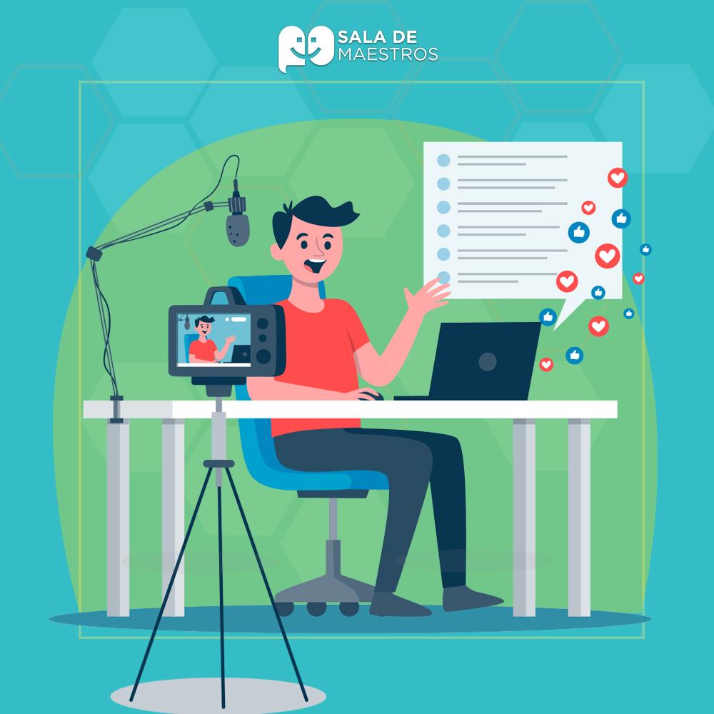 ¿Cómo grabar buenos videos para nuestros alumnos?