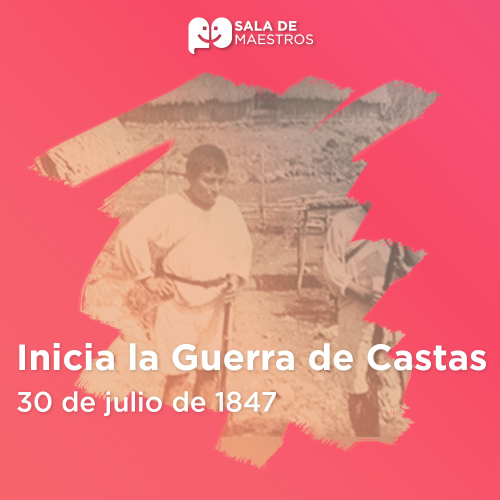 Se extendió por toda la península de Yucatán y duró más de 50 años