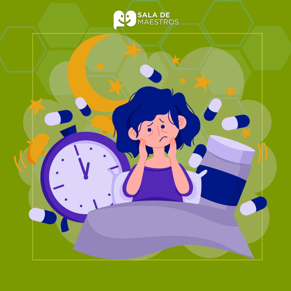 ¿Cómo combatir el insomnio durante la pandemia?