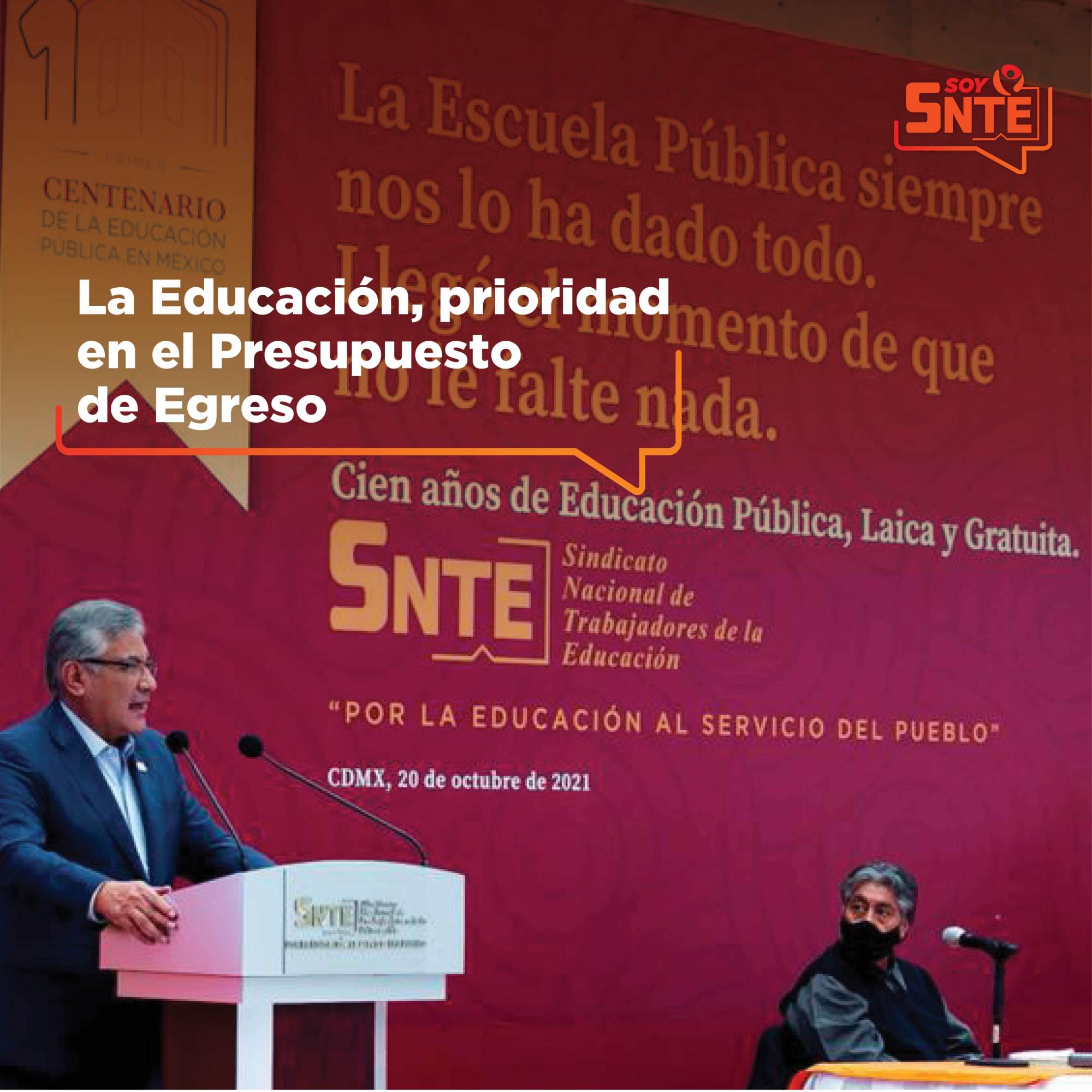 La educación, tema esencial para diputados ante el Presupuesto de Egresos