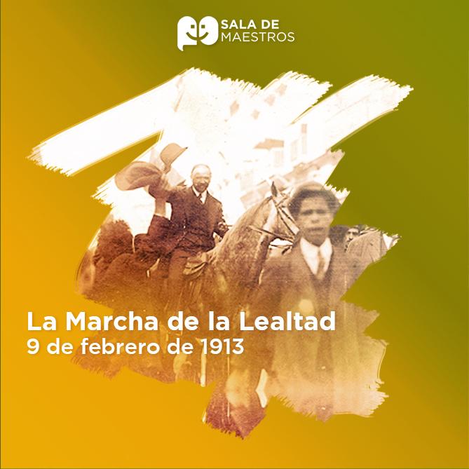 Los cadetes escoltaron a Madero a Palacio Nacional
