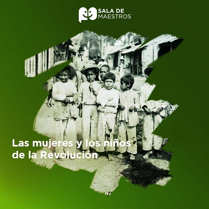 Las mujeres y los niños, en su mayoría campesinos, jugaron un papel determinante