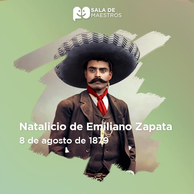 Luchó en contra de la dictadura de Díaz, de los hacendados y los federales