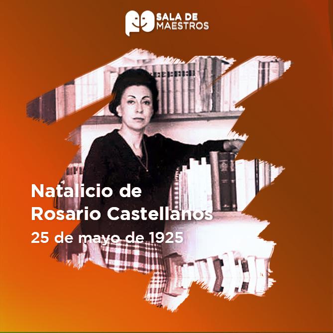 Entre sus obras destaca la novela Balún Canán