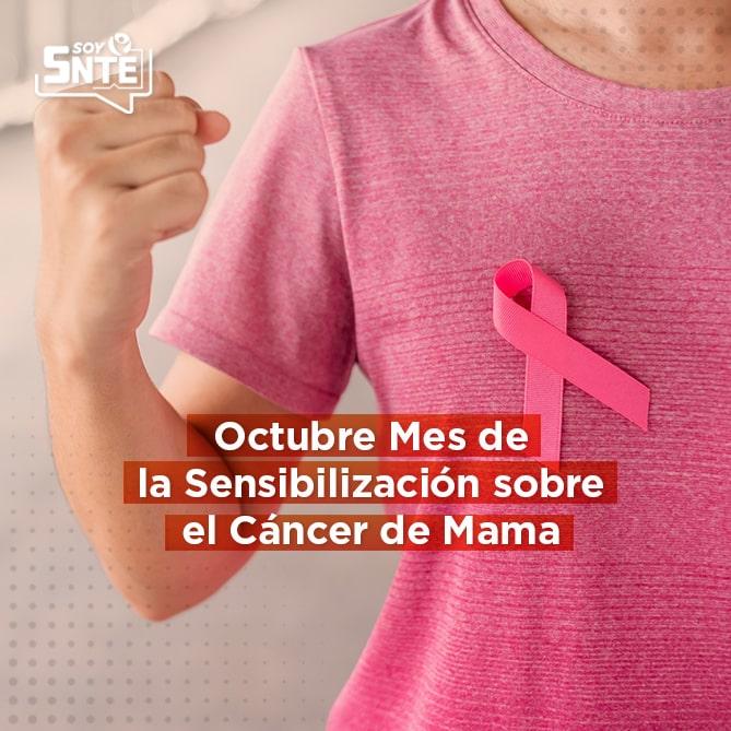 El cáncer de mama puede ser detectado temprano y tratado de forma efectiva