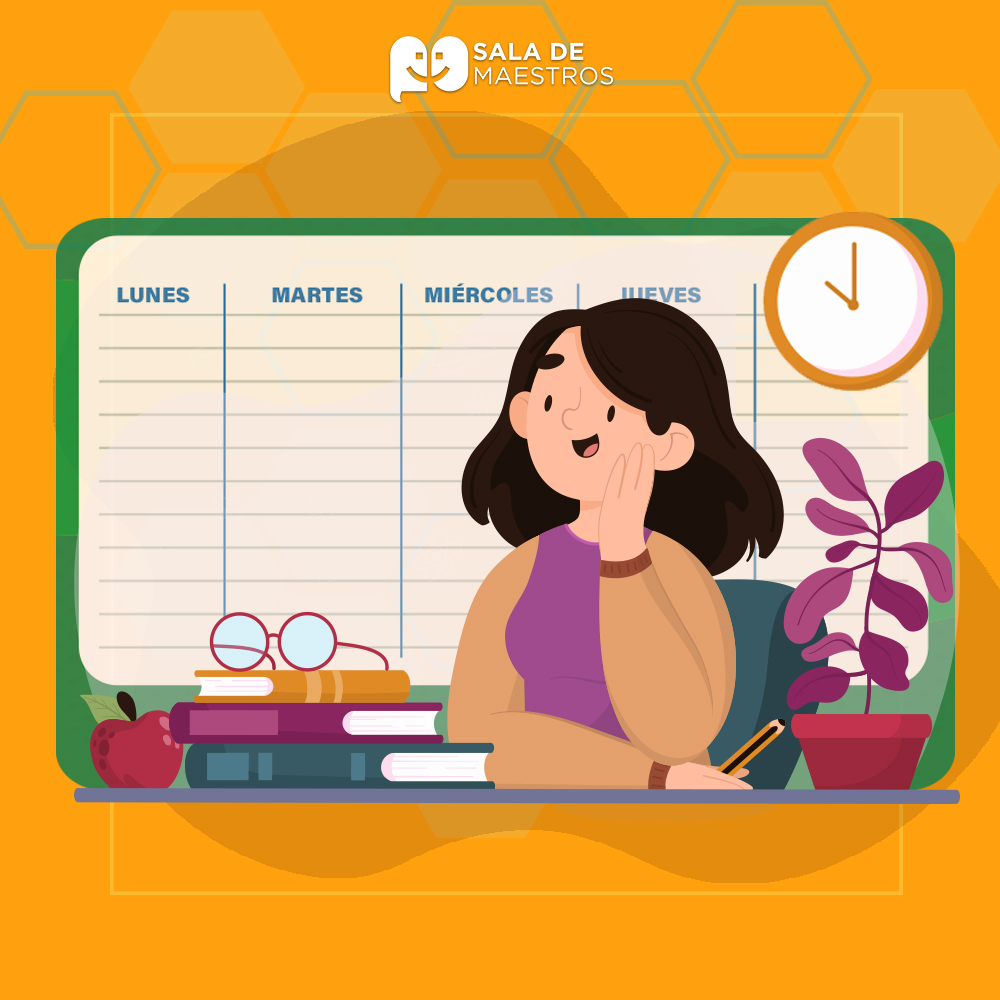 ¿Cómo ayudar a los estudiantes a ser organizados a distancia?