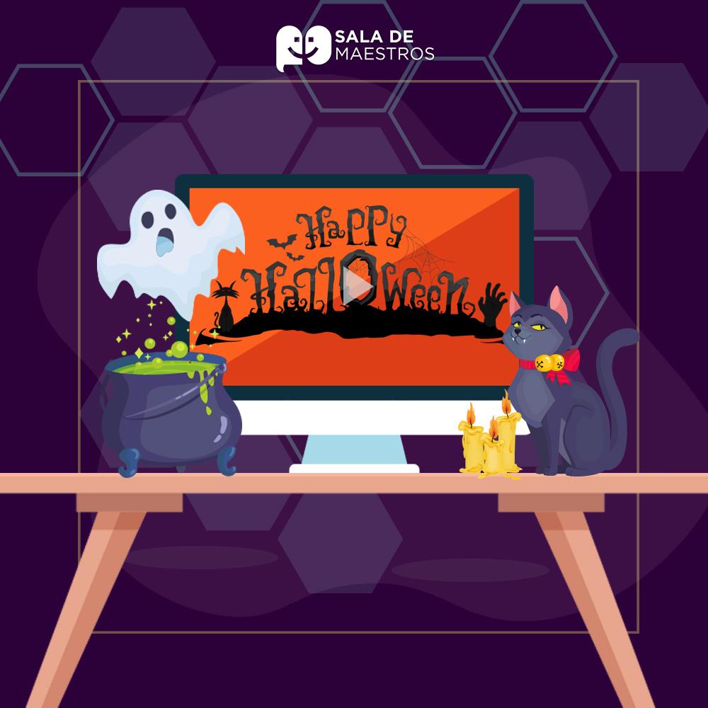 Películas y series de terror para ver con los más pequeños este halloween