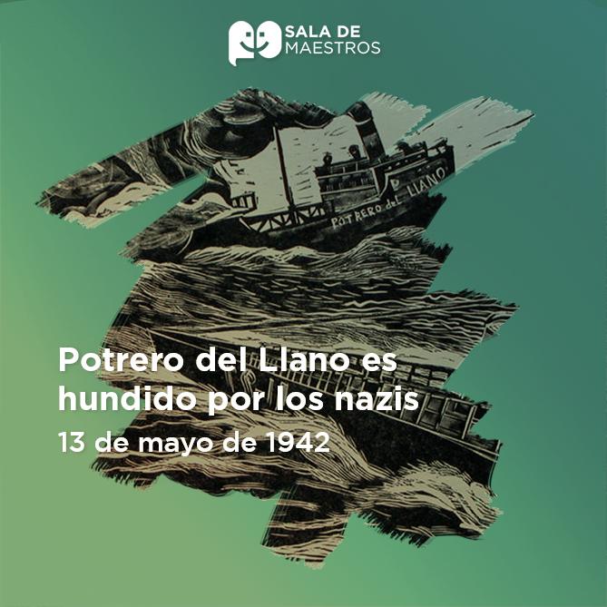 Evento que obliga a México a participar en la Segunda Guerra Mundial