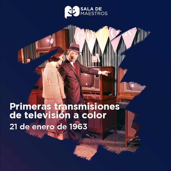 González Camarena su inventor