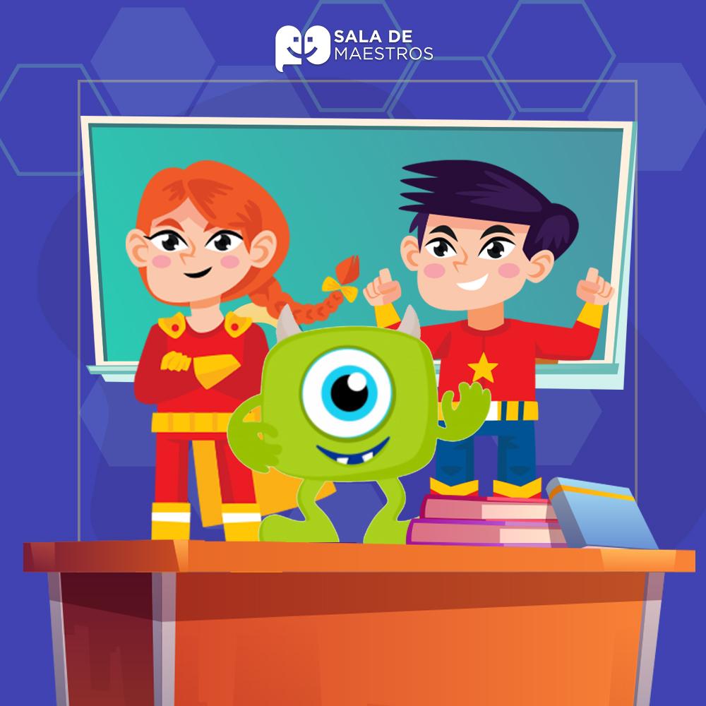 Test: ¿Qué personaje de Pixar eres como docente?
