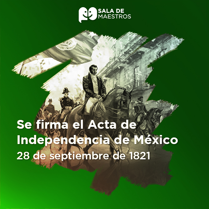 Se declara la independencia del Imperio Español