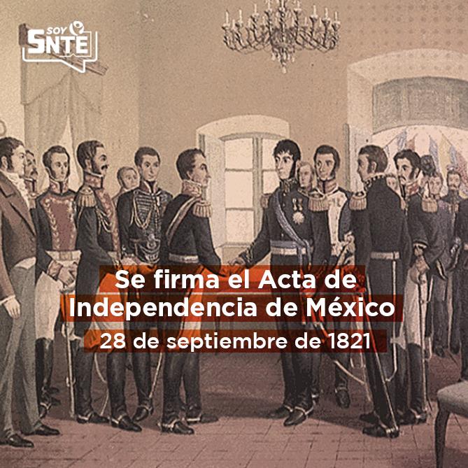 Independencia del Imperio Mexicano