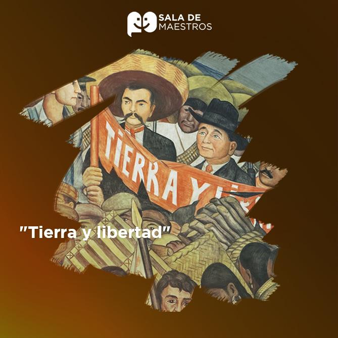 """""""Tierra y libertad"""""""