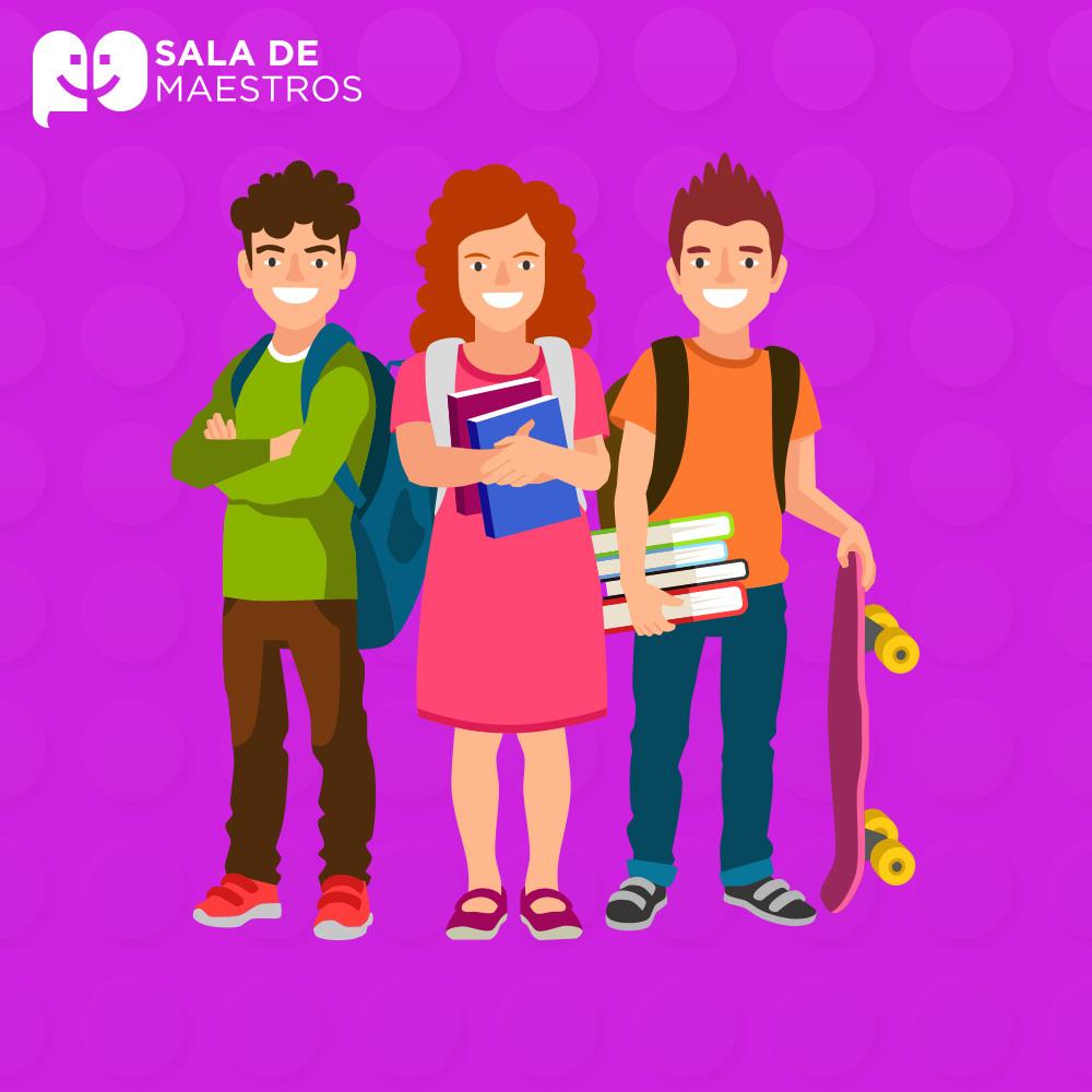Conectar con los alumnos adolescentes: cinco razones para hacerlos tus aliados