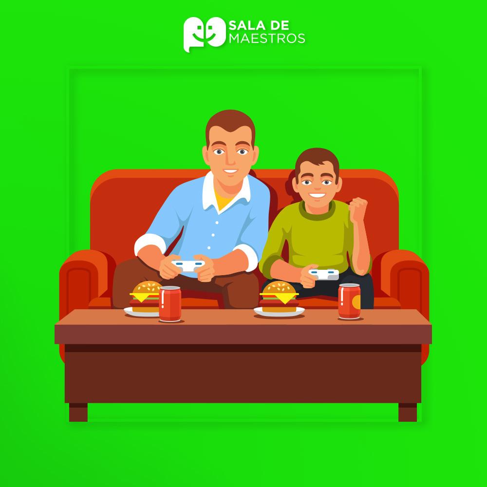 Niños en casa durante las vacaciones: manual de supervivencia