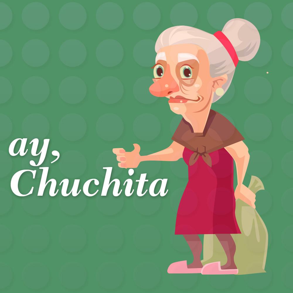 A Chuchita ¿la bolsearon?