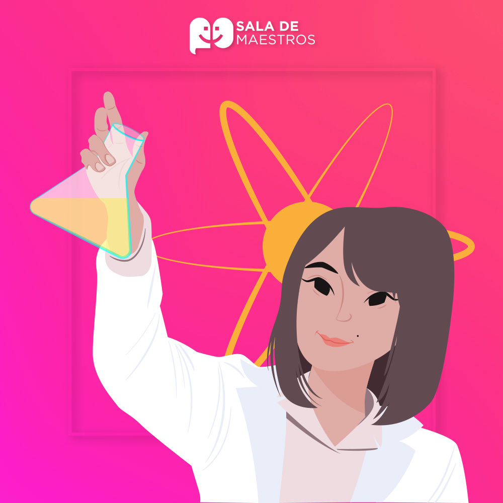 Las niñas y las mujeres en la ciencia