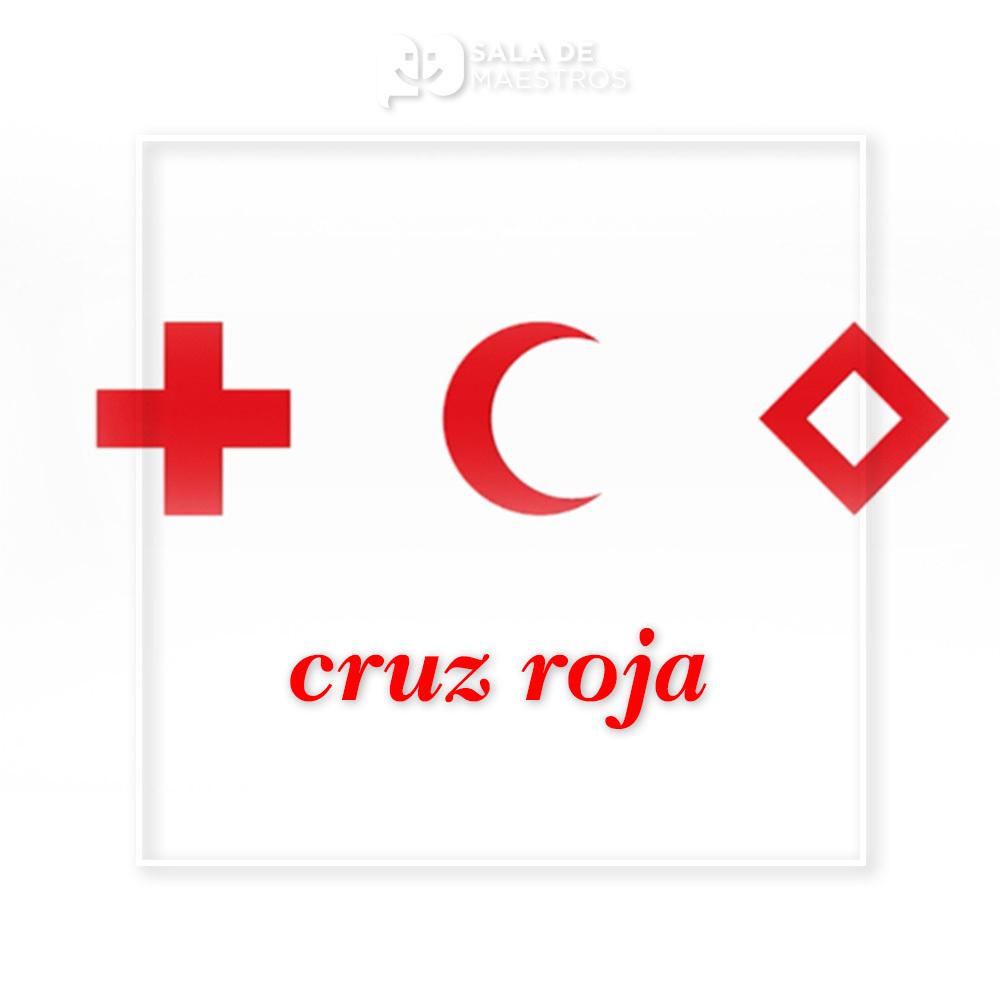¿Conoces el origen de los símbolos de la Cruz Roja?