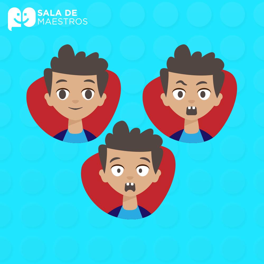 ¿Enojados, felices o confundidos? Cinco ideas para trabajar emociones