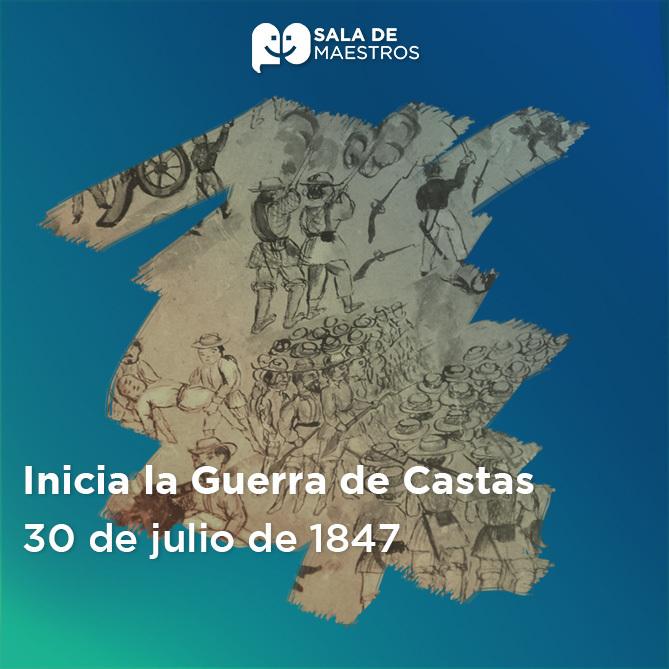 Movimiento que se extendió por toda la península de Yucatán