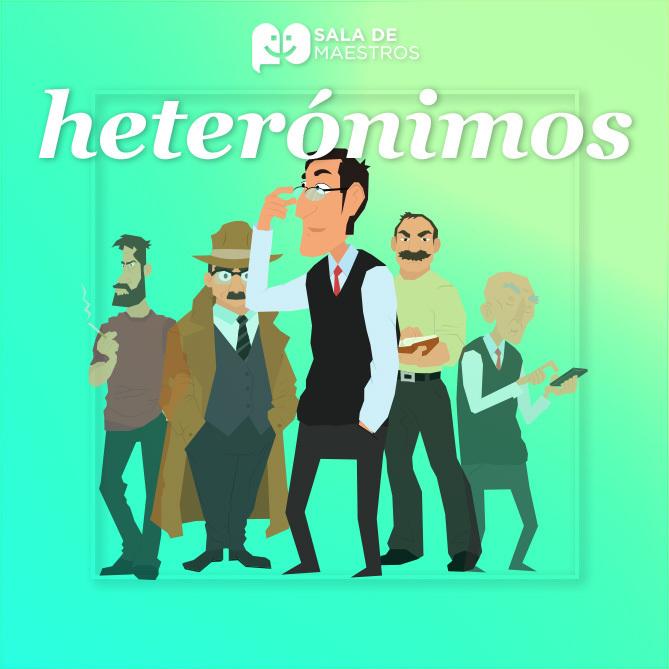 ¿Qué son los heterónimos?
