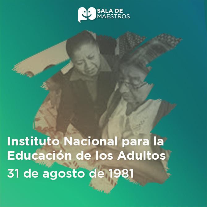 Atender el rezago educativo del País