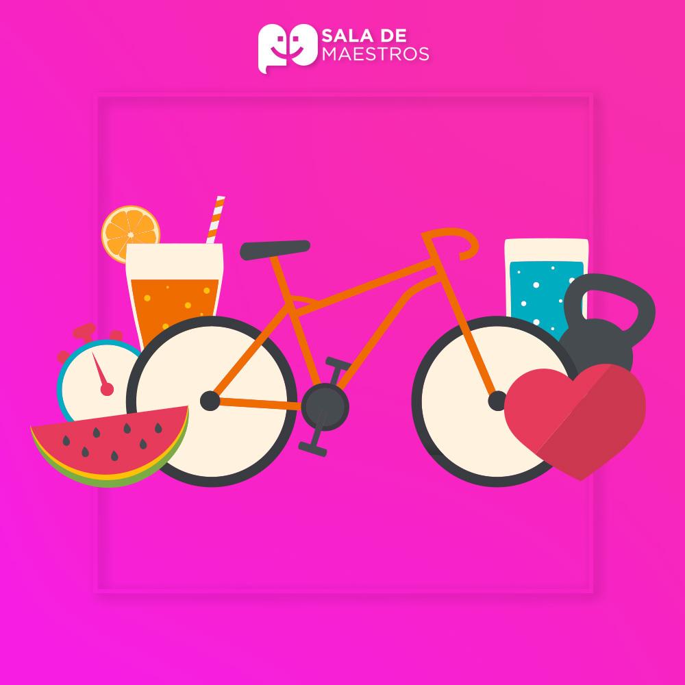 Mente sana, cuerpo sano, vida saludable
