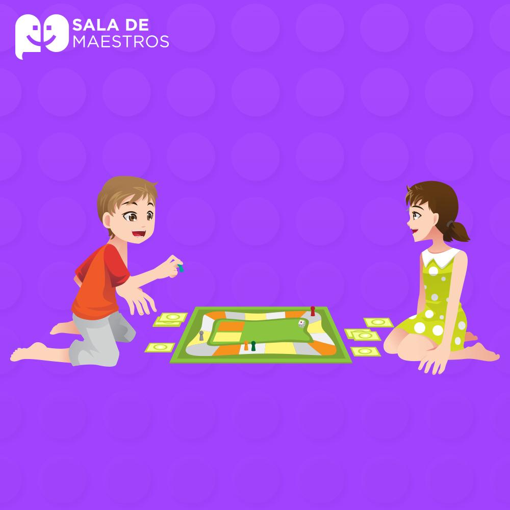 Juegos de mesa: aprender en vacaciones