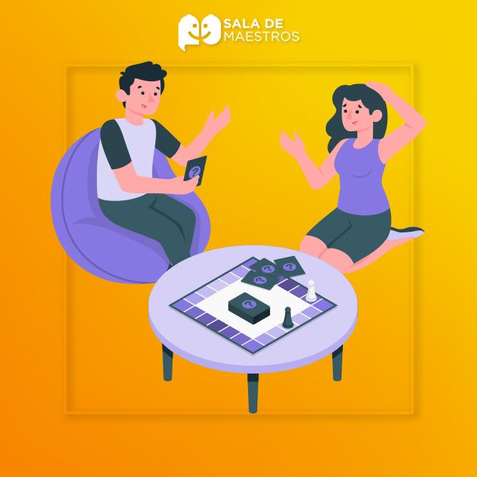 Juegos de mesa, educación y aprendizaje