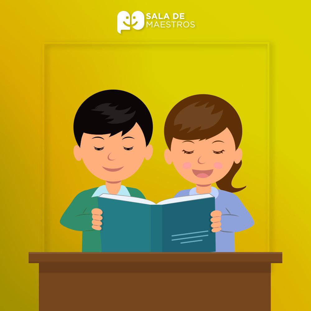 Siete lectores en voz alta que encuentras en el salón de clases